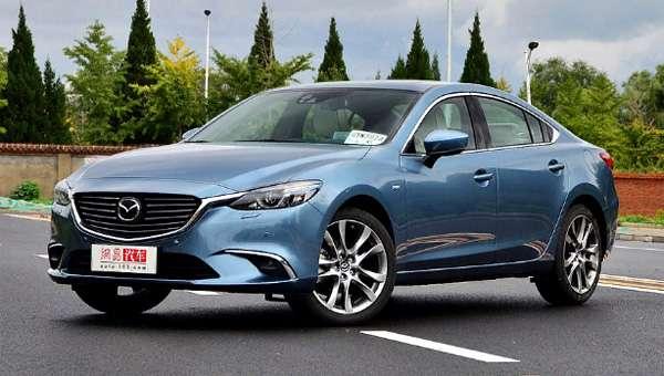 Дилери Mazda в Китаї почали продажі Mazda 6 2018 модельного року