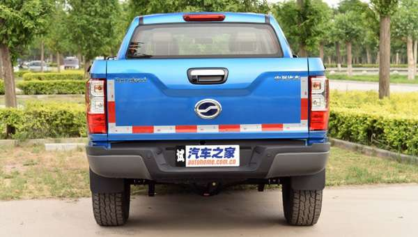 ZX Auto готує до продажу оновлений клон Toyota Tundra