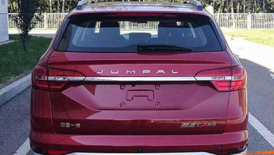 Розсекречено новий крос-універсал Junpai CX65 від FAW і Volkswagen