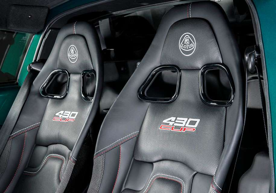 Компанія Lotus випустила екстремальну 430-сильне купе Exige Cup 430