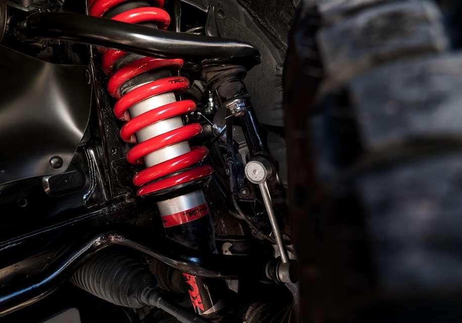 Toyota в Чикаго покаже три нових позашляховика серії TRD Pro