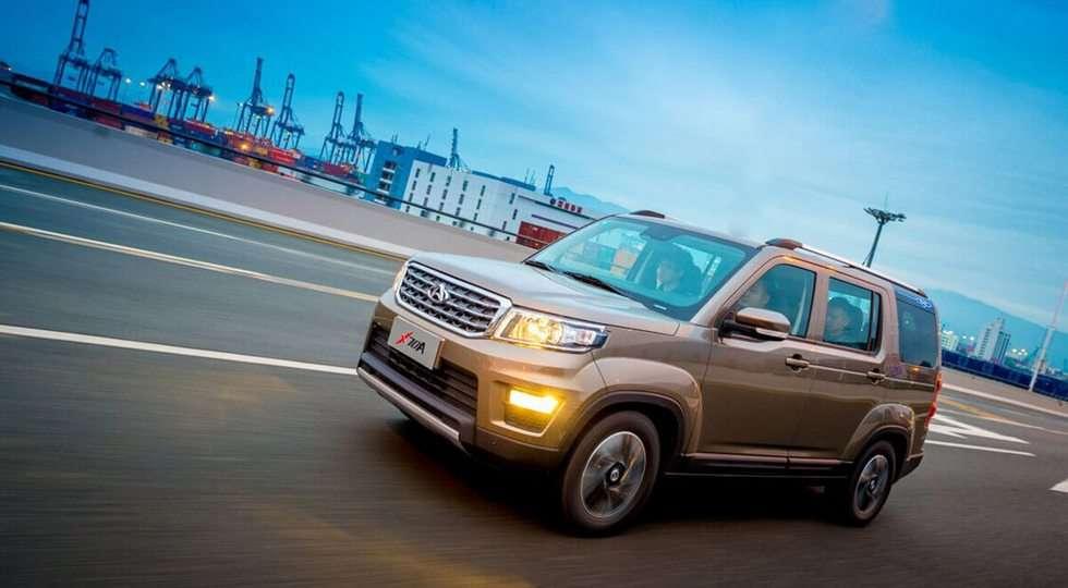 Старт продажів бюджетної копії Land Rover Discovery оголосив Changan
