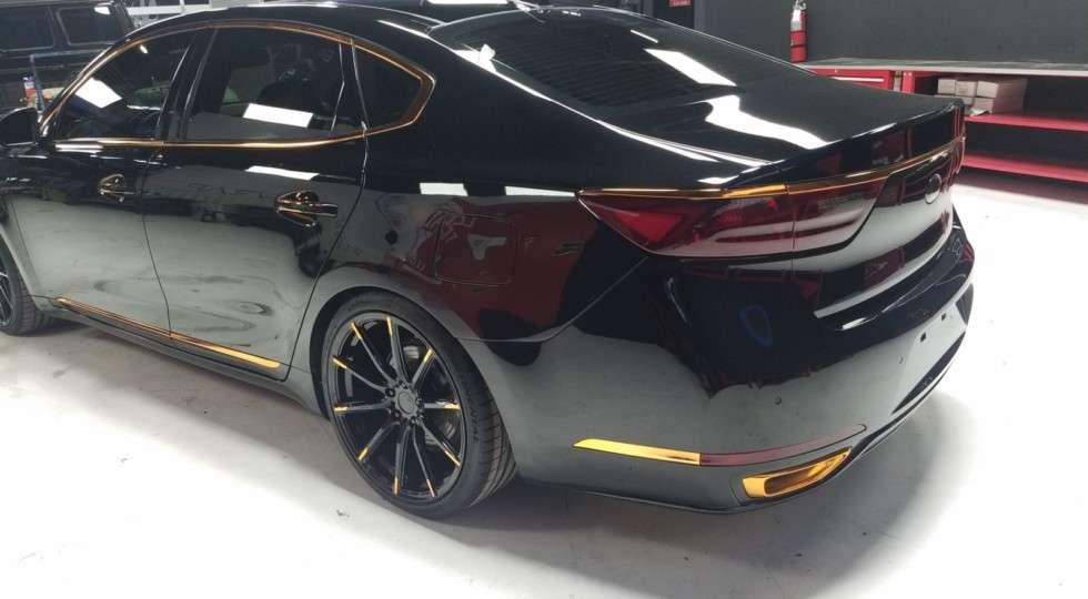 Новий KIA Stinger GT отримав три тюнінгованих версії