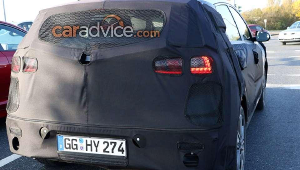 У Німеччині тестують електричний кросовер від Kia
