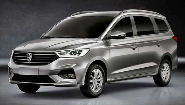GM розсекретив новий бюджетний мінівен Baojun 360