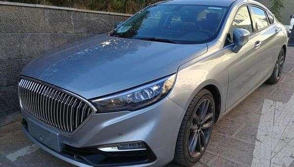 Перелицьована Mazda 6 вийде на ринок під преміальним брендом Hongqi