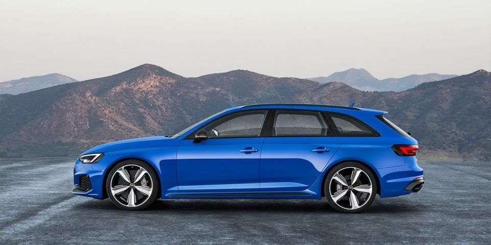 Стала відома дата старту продажів нового Audi RS 4 Avant в Росії