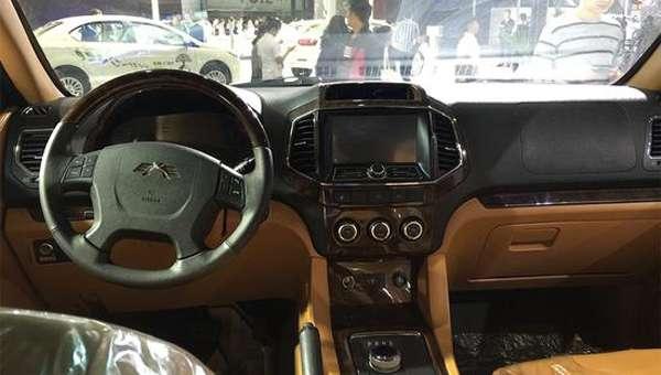 Kawei представив в Гуанчжоу електричний пікап Kawei K150 EV7
