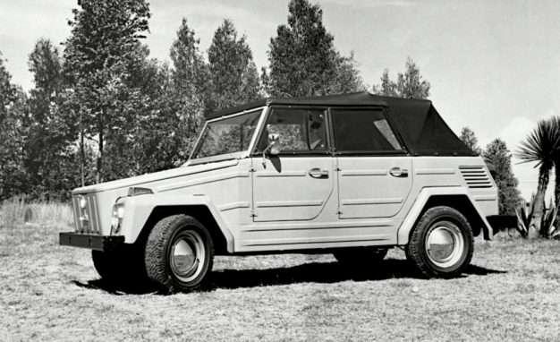 Volkswagen може відродити утилітарний позашляховик з 1970-х