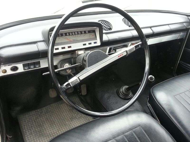 У Німеччині продають Lada «Копійку» 1976 року з пробігом 7000 км