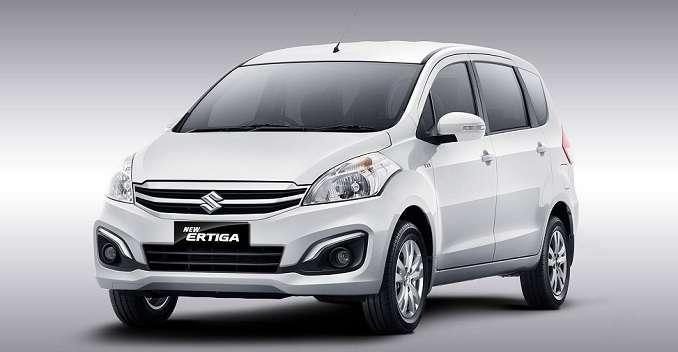 На тестах відмічено нове покоління компактвена Suzuki Ertiga