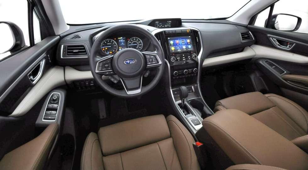 Subaru провела презентацію нового позашляховика Ascent