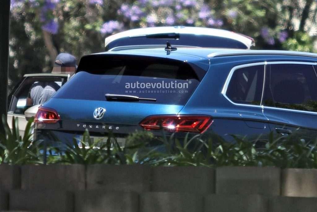 Volkswagen представить нове покоління кросовера Touareg 23 березня