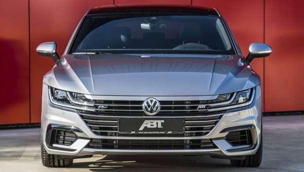 Новий Volkswagen Arteon отримав версію від ABT