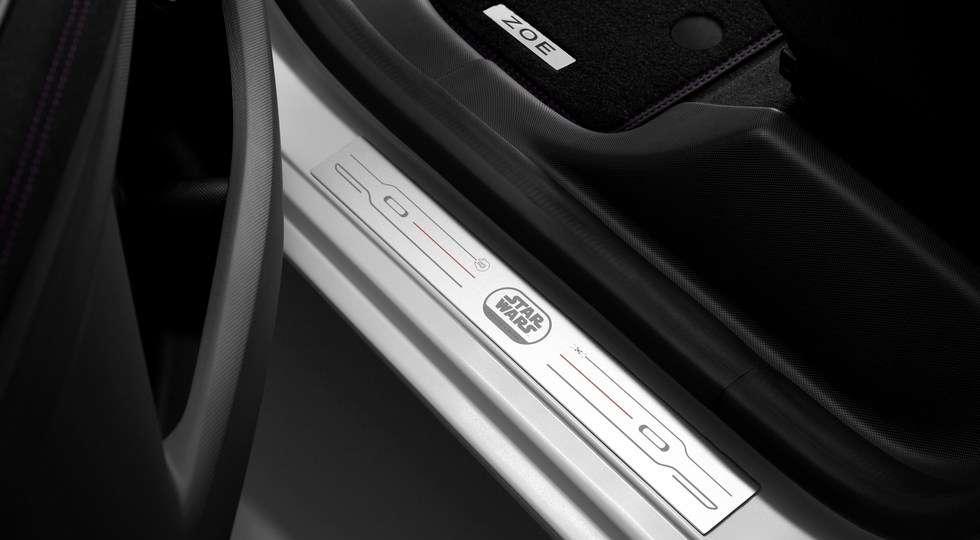 Renault Zoe отримав спецверсію в стилі «Зоряні війни»