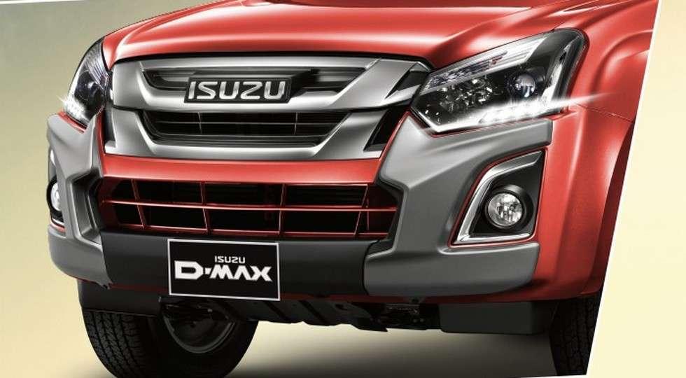 Пікап Isuzu D-Max отримав нову спецверсію