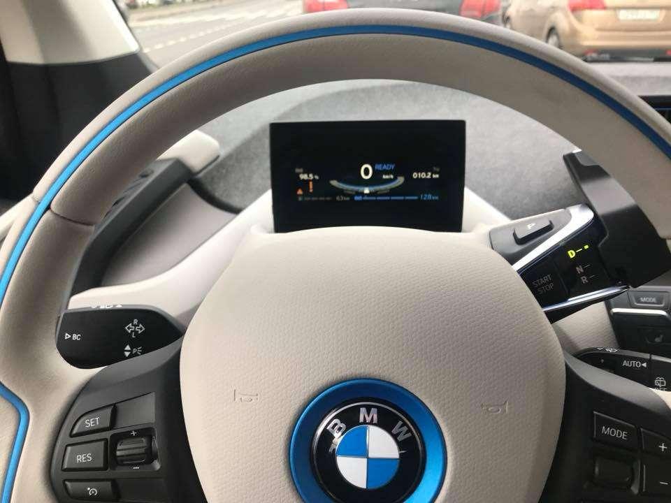 В системі московського каршеринга будуть електромобілі BMW