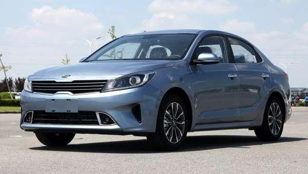 Стартували продажу седана KIA Forte нової генерації для Китаю