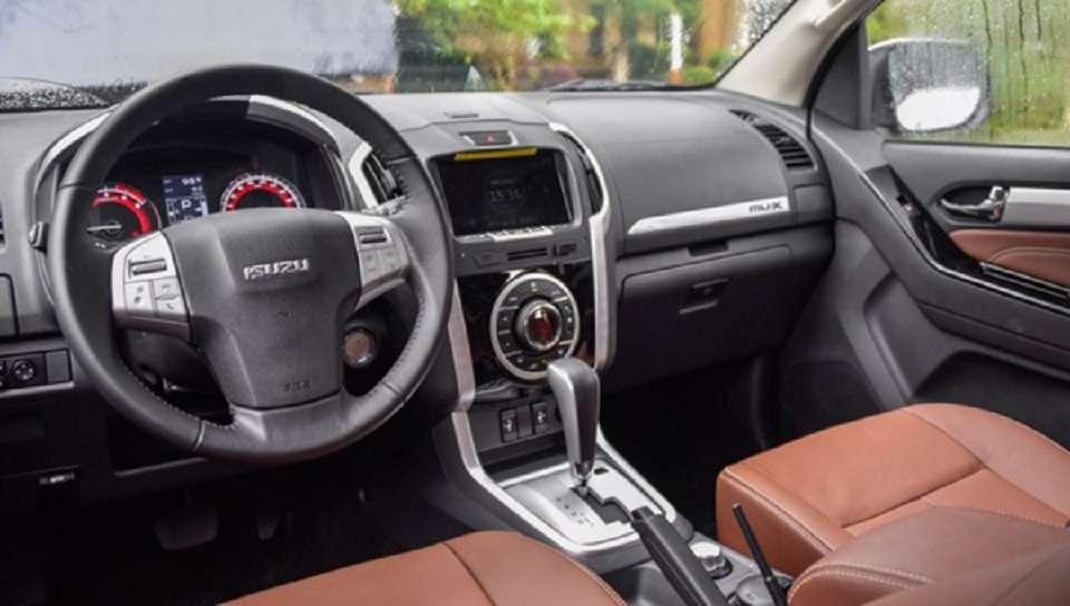 У Китаї стартують продажі оновленого позашляховика Isuzu MU-X