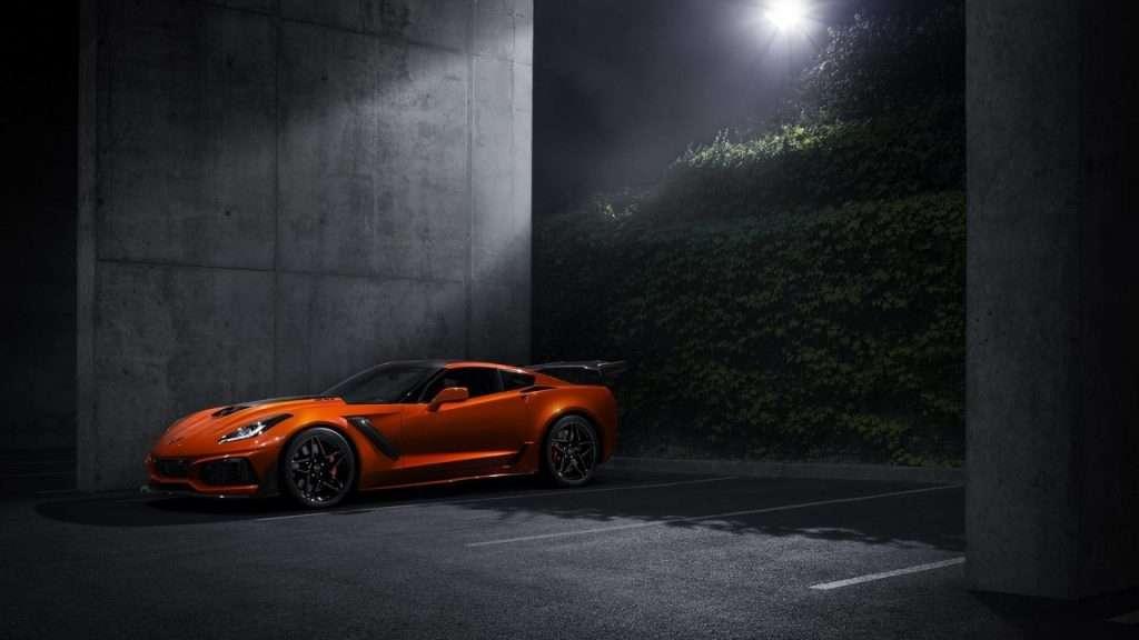 Chevrolet представила найпотужніший Corvette в історії Corvette ZR1
