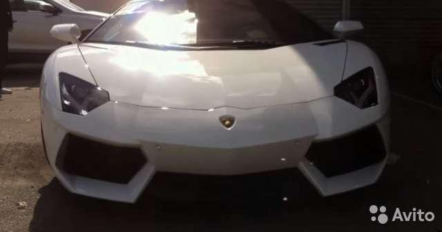 У Пензі за 230 000 рублів продають суперкар Lamborghini Aventador