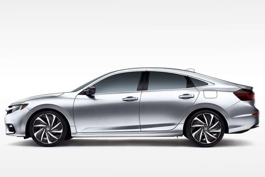 Honda представила провісника нового гібридного седана Insight