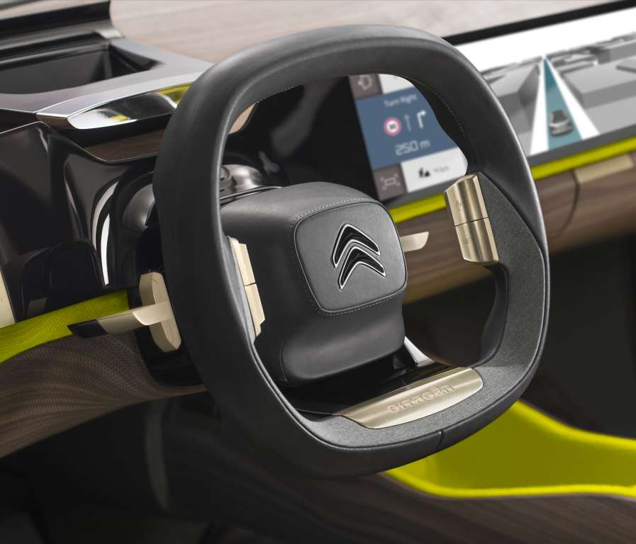 Концепт-кар Citroen CXperience