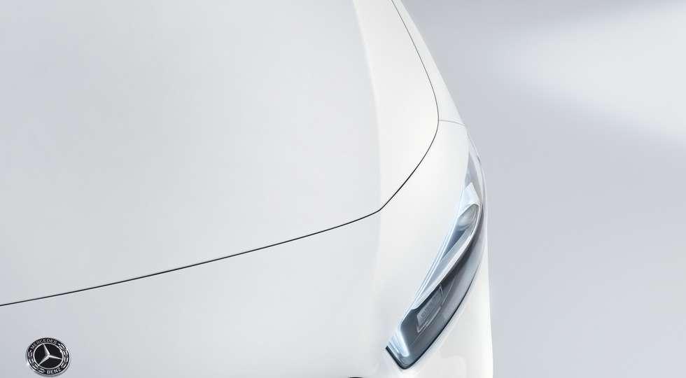 Mercedes-Benz на відео показала нове покоління хетчбека A-Class