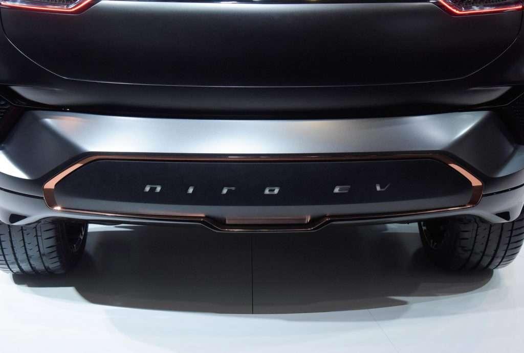 KIA в Лас-Вегасі представила електричний кросовер Niro EV