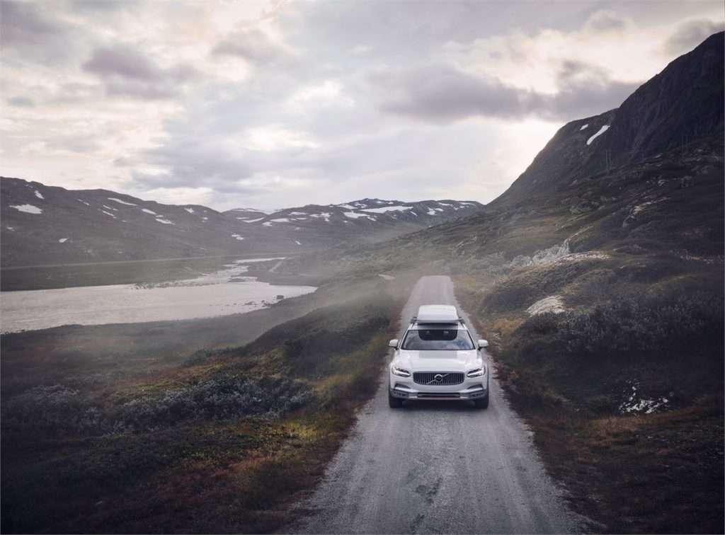 Volvo привезе в РФ спецверсію VolvoV90 Cross Country на початку 2018 року