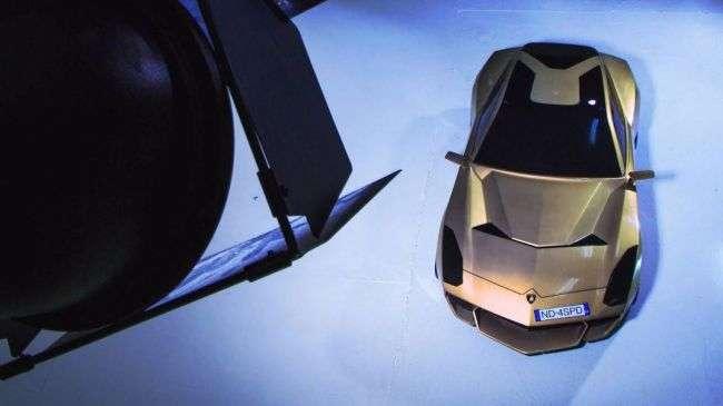 Російський художник на рендерах показав Lamborghini Shooting Brake