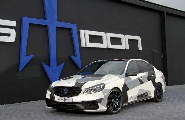 Тюнінг-ательє Posaidon представило 1 000-сильний Mercedes-E63 AMG S