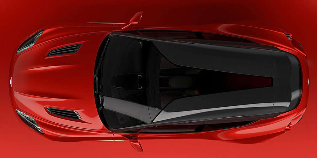 Aston Martin розсекретила спортивний універсал Vanquish Shooting Brake