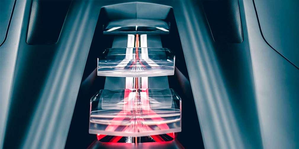 Lamborghini представила прототип суперкара майбутнього Terzo Mіllenіo 2040