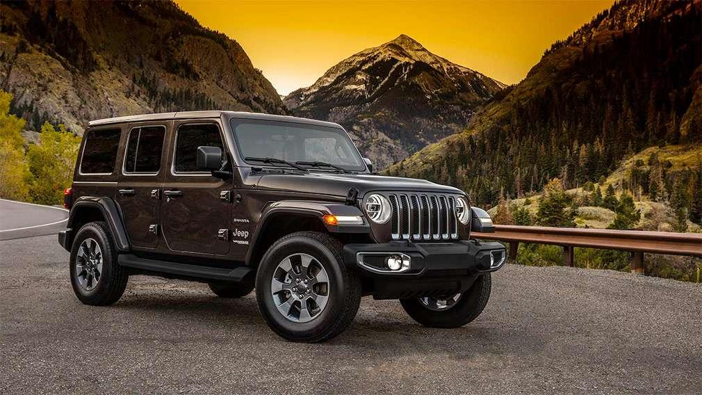 Jeep розсекретив дизайн інтерєру нового покоління Jeep Wrangler
