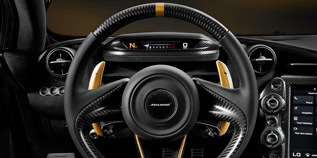 Mclaren в Дубаї представила ексклюзивний суперкар Mclaren 720S