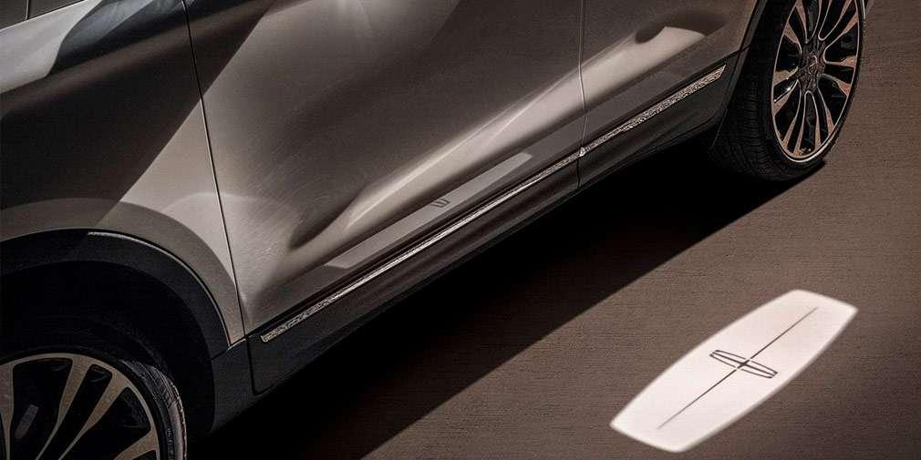 Lincoln представив оновлений кросовер Lincoln МКС 2019