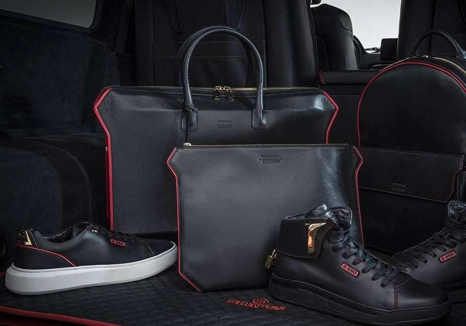 Brabus створив особливий Mercedes-Benz G-Class з взуттям і сумками в комплекті