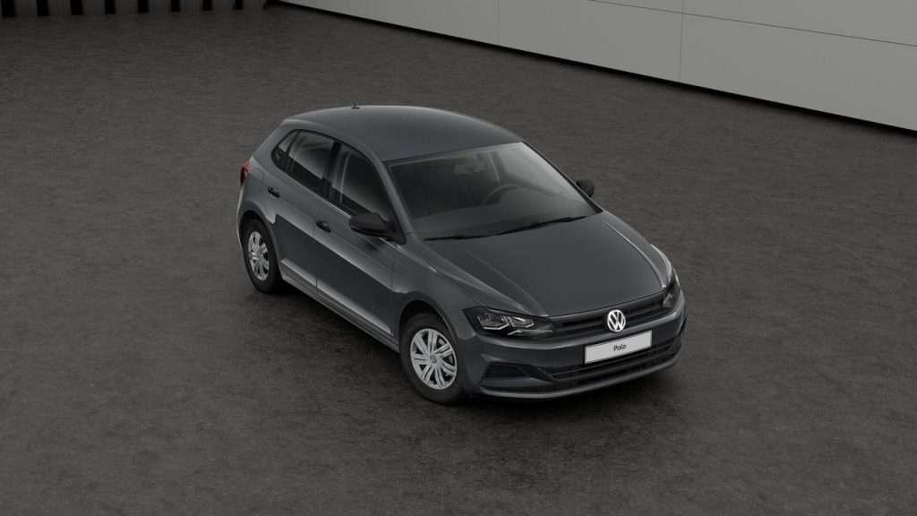 Новий інтерєр нового Volkswagen Polo у базі шокував журналістів