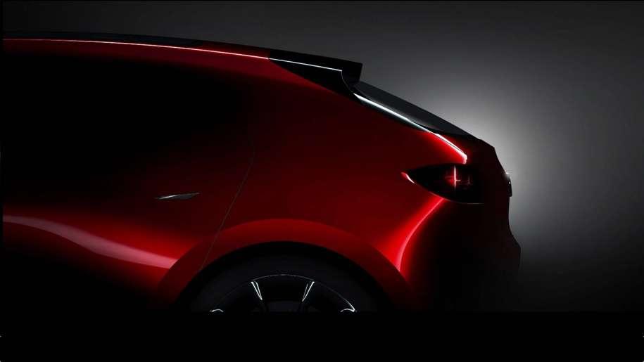 Mazda в Токіо представить новий концепт-кар Mazda 3