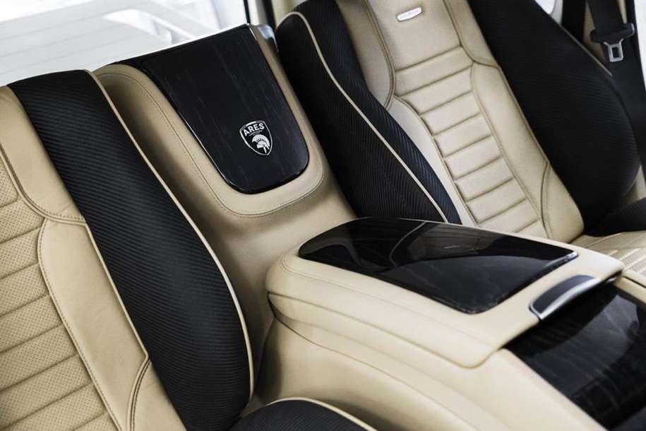 Ares Design представило ексклюзивний Mercedes‐Benz G 63 AMG за 40 млн рублів