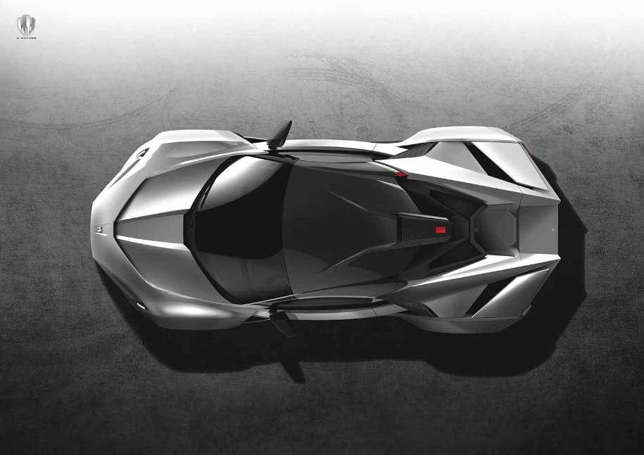 Компанія W Motors почала виробництво нового гіперкара Fenyr SuperSport