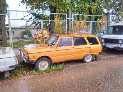 Унікальний дизельний універсал ЗАЗ 968 знову виставили на продаж