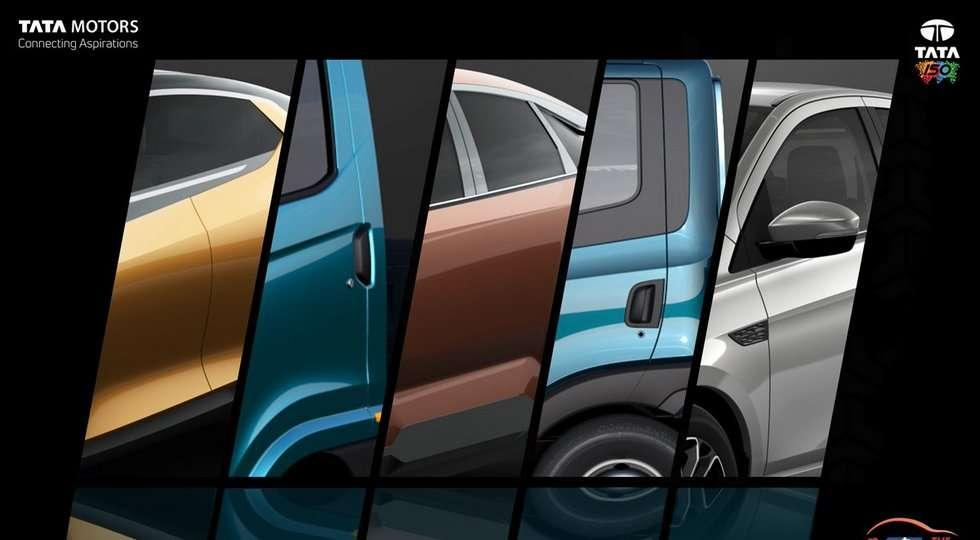 Індійська Tata Motors анонсувала премєру кілька новинок