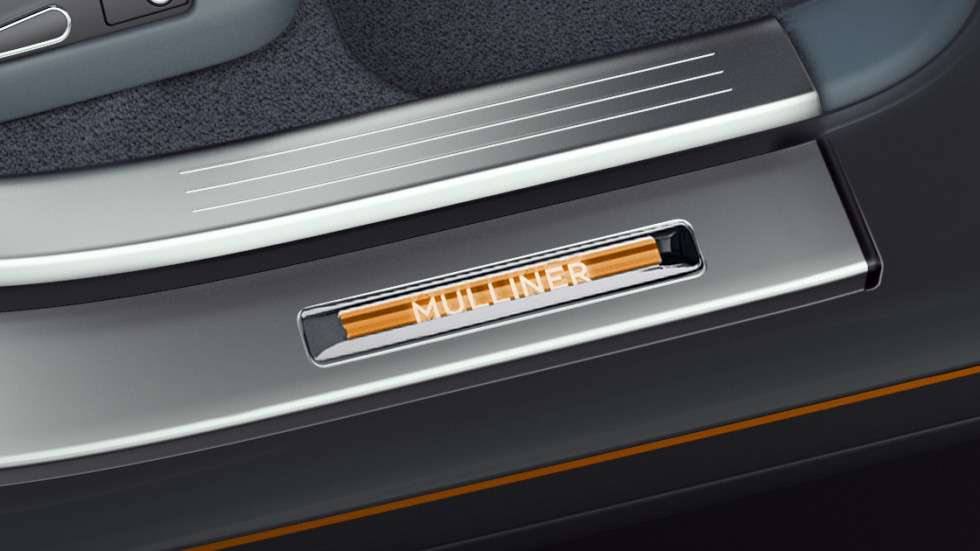 Ексклюзивний Bentley Flying Spur Design Series тепер в Росії