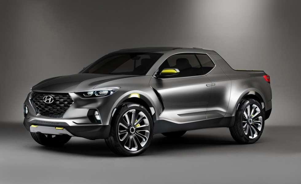 Перший пікап Hyundai встане на конвеєр в 2021 році