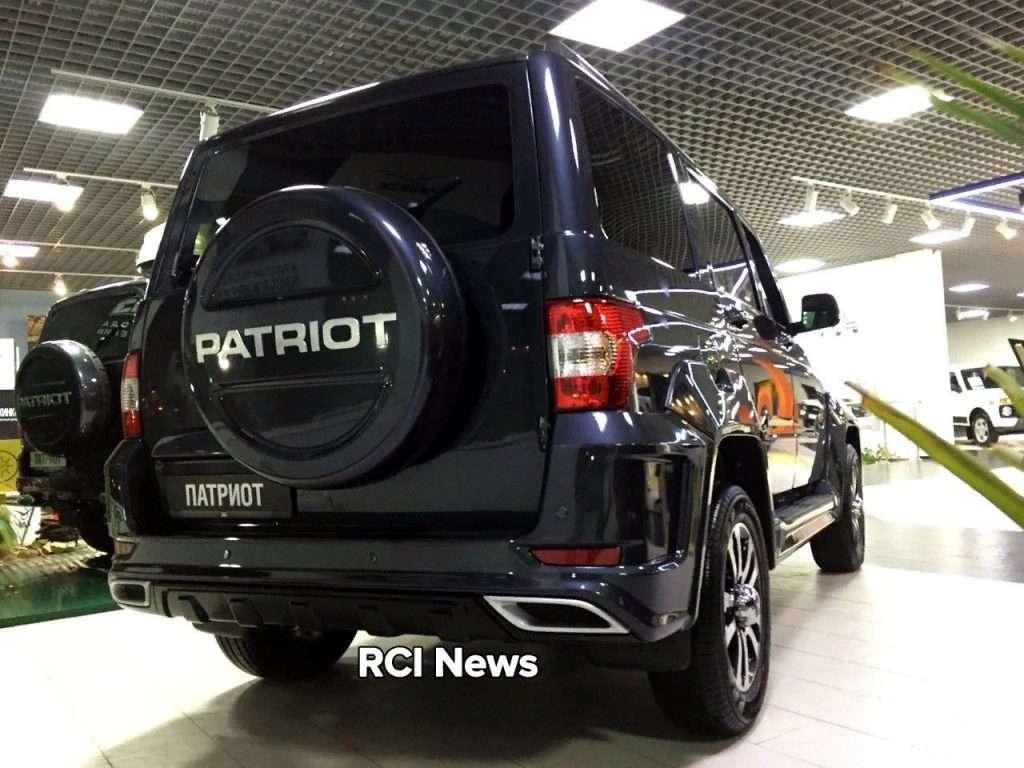 Московське тюнінг-ательє створило «преміальний» обвіс для УАЗ «Патріот»