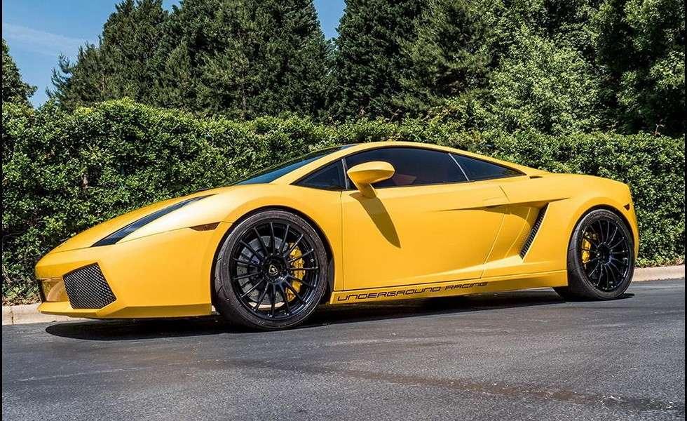 Underground Racing представила 1000-сильний Lamborghini Gallardo