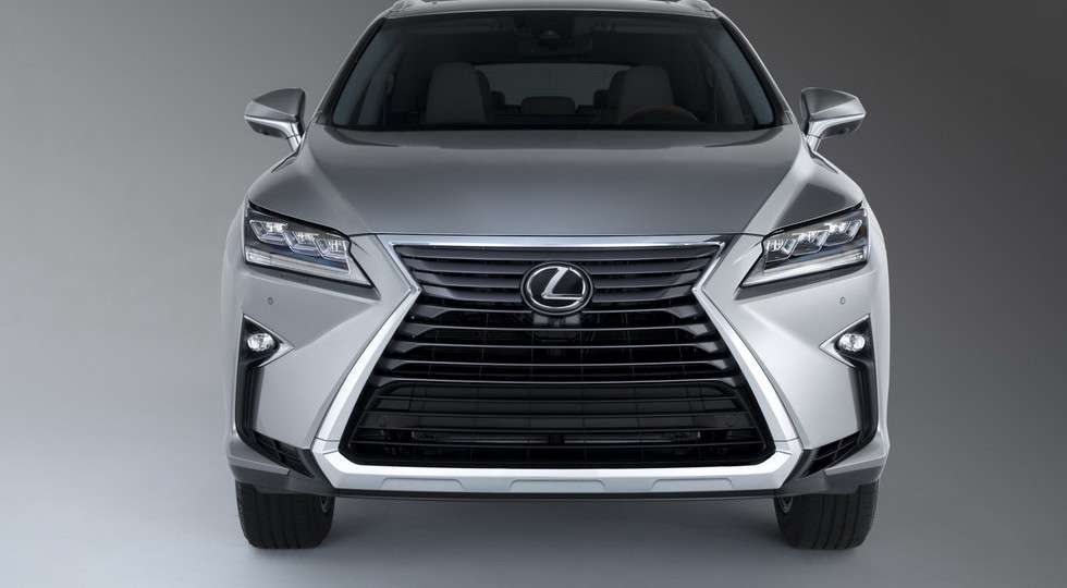 Стартували продажі подовженого семимісного Lexus RX
