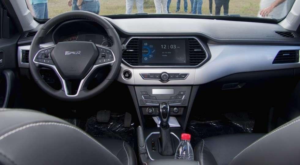 Lifan в Росії навесні почне продажі нового кросовера Lifan X70